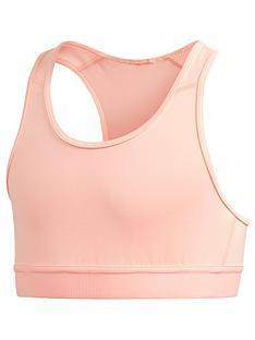 adidas-junior-girls-trainingnbspbra-pink