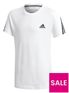 adidas-boys-3-stripes-t-shirt-white