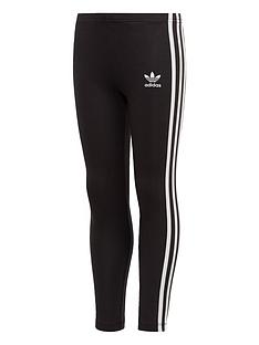 adidas-originals-childrensnbspleggings-black