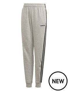 adidas-boys-3-stripes-pant-grey-heather