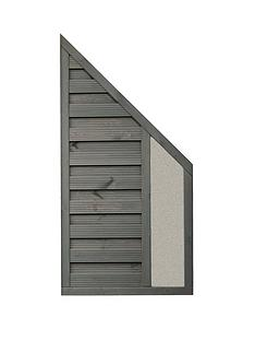 rowlinson-6x3-angled-palermo-screen-solid-infill-3pk