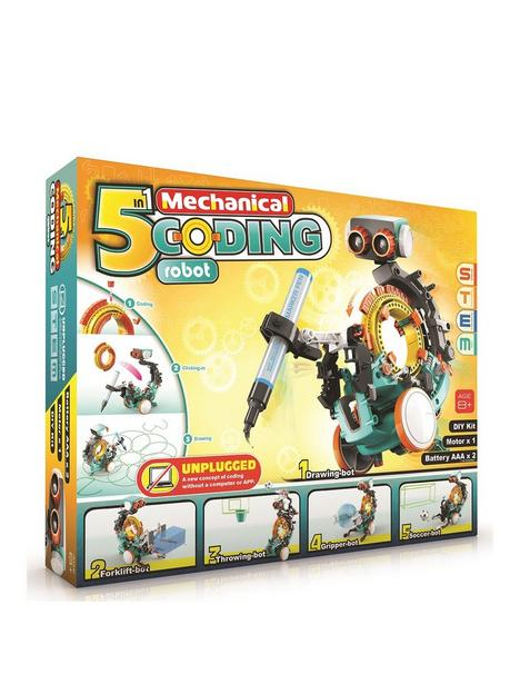 5-in-1-mechanical-coding-robot