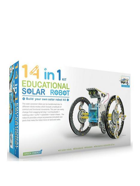 14-in-1-solar-robot-kit