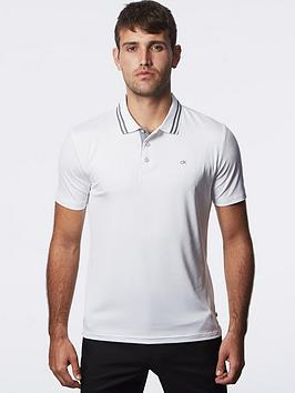 calvin-klein-golf-madison-tech-polo-white