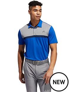 adidas-golf-colourblock-novelty-polo