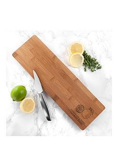 personalised-gin-and-tonic-chopping-board