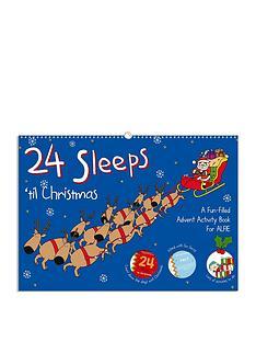 24-sleeps-until-christmas-personalised-book