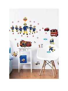 walltastic-fireman-sam-wall-stickers