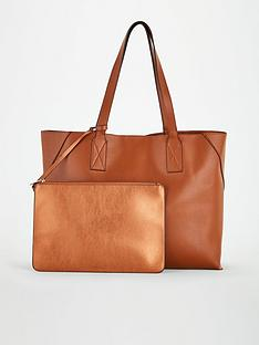 v-by-very-jubilee-reversible-shopper-bag-tan