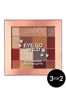 prod1089403799: Eye Go Wild Eyeshadow Pale