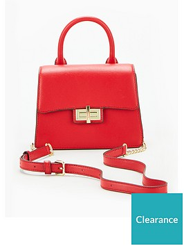 dkny-jojo-top-handle-mini-cross-body-bag-red