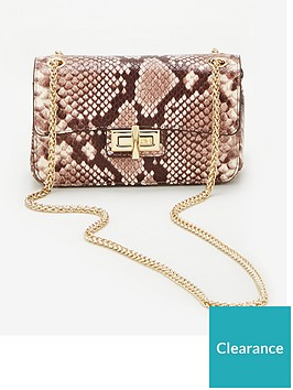 dkny-jojo-snake-print-cross-body-bag-grey