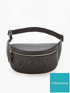 dkny-tilly-punbspbelt-bum-bag-black