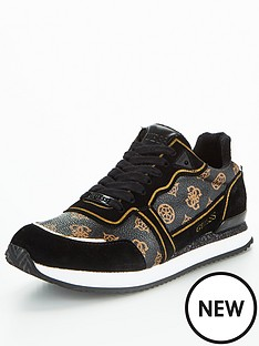 guess-agos-four-g-print-runner-trainers-multi