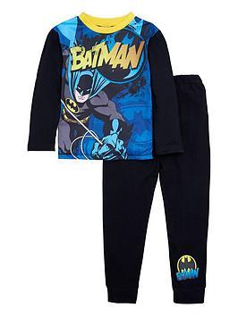 batman-boy-long-sleeve-pjs-blue
