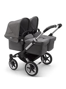 bugaboo-donkey3-twin-pushchair-grey-melange