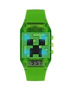 minecraft-minecraft-digital-dial-green-silicone-strap-kids-watch