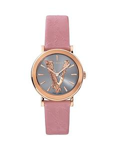versace-virtus-light-blue-and-rose-gold-dial-pink-leather-strap-ladies-watch