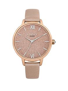 lipsy-lipsy-pink-glitter-dial-pink-leather-strap-ladies-watch