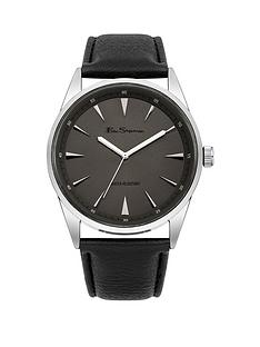 ben-sherman-ben-sherman-black-and-silver-detail-dial-black-leather-strap-mens-watch