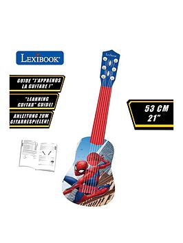 lexibook-my-first-guitar-spiderman