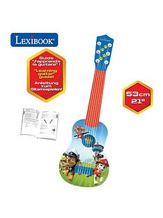 lexibook-paw-patrol-my-first-guitar