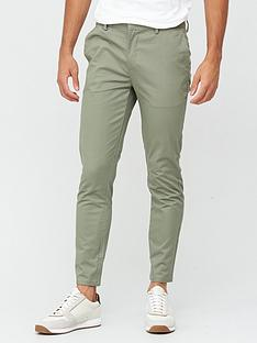 river-island-chino-skinny-trouser-green