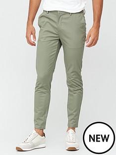 river-island-chino-skinny-trouser-green