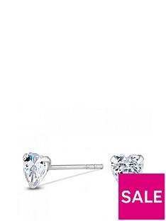 simply-silver-mini-5mm-cubic-zirconia-heart-stud-earrings