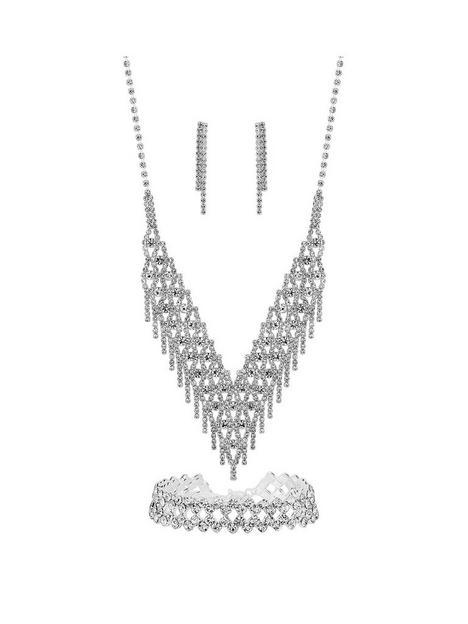 mood-silver-plated-crystal-trio-jewellery-set