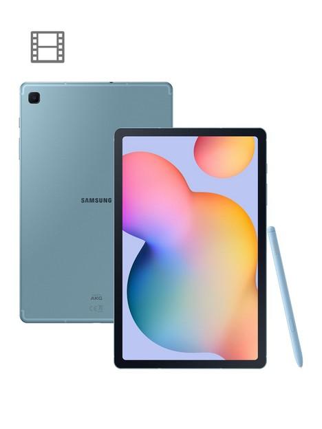 samsung-galaxy-tab-s6-lite-64gb-lte-104-inch-tablet-blue