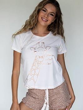boux-avenue-not-at-my-level-giraffe-t-shirt-andnbspshort-pj-set