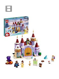 lego-disney-princess-43180-bellersquos-castle-winter-celebration-mini-dolls
