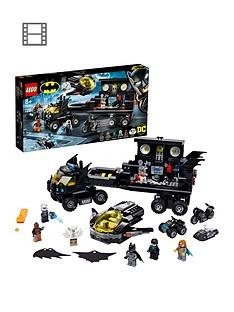 lego-super-heroes-76160-super-heroes-batman-mobile-bat-base-batcave-truck
