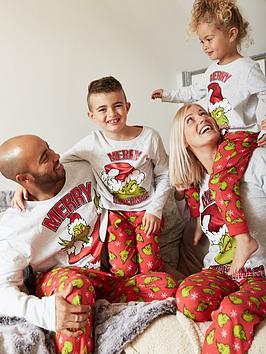 v-by-very-grinch-ladies-family-christmasnbsppyjamas-print