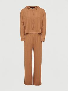 v-by-very-ribbed-boxy-hoody-co-ord-set