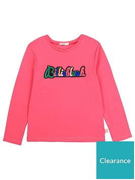 billieblush-girls-long-sleeve-embroidered-logo-t-shirt-rose