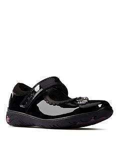 clarks-toddlernbspsea-shimmer-mary-jane-school-shoe-black-patent