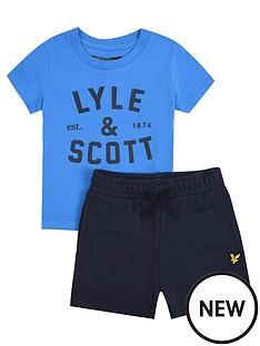 lyle-scott-toddler-boys-t-shirt-and-short-set-blue