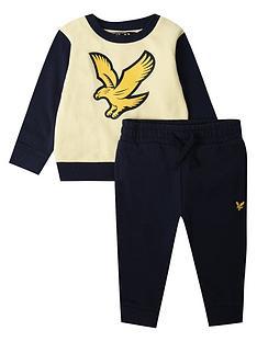 lyle-scott-toddler-boys-large-logo-top-and-jog-pant-set