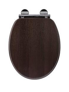 croydex-montoro-walnut-effect-flexi-fix-toilet-seat