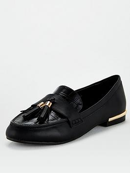 v-by-very-tassel-loafers-black