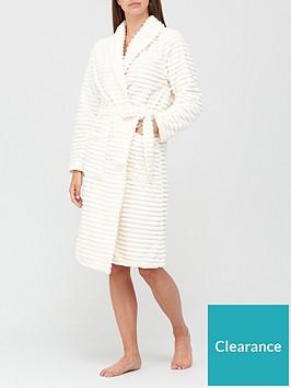 v-by-very-gift-wrap-premium-jacquard-robe-ivory