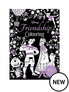disney-friendship-colouring