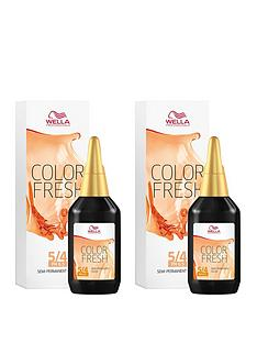 wella-wella-professionals-color-fresh-semi-permanent-colour-light-red-brown-75ml-duo-pack