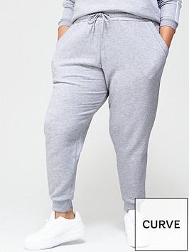 v-by-very-curve-lounge-cuffed-jog-pant-light-grey