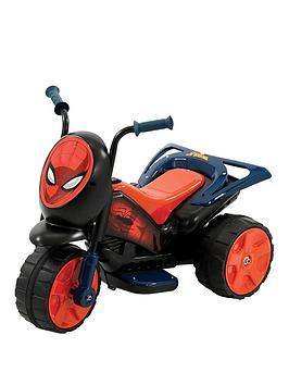 spiderman-6v-bike