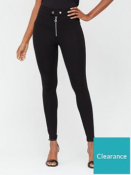 v-by-very-waist-detail-legging-black