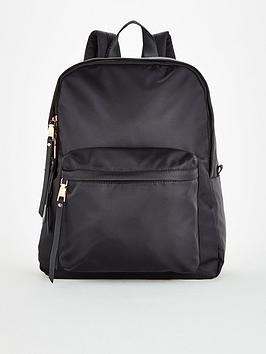 v-by-very-fairtop-nylon-backpack-black