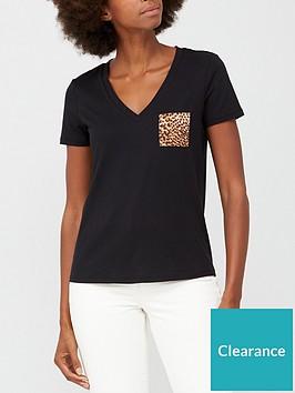 v-by-very-pocket-v-neck-t-shirt-black
